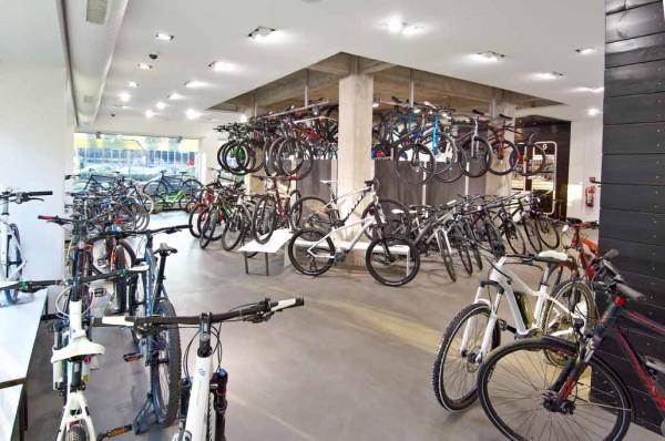 Innenaufnahme_Fahrradladen_Essen