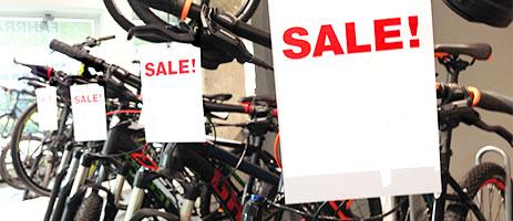 Sale Fahrradladen
